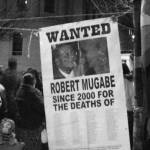 """Wanted for Murder, Robert Mugabe"" by davidflurkey"