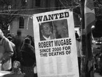 Wanted for Murder, Robert Mugabe