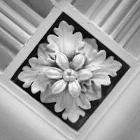 Oak Leaves in crown molding