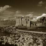 """Methoni castle"" by Paterdimakis"