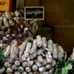 """Sarlat--saucisson sec (wild boar and fig)"" by BeckySpencer"