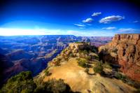 The Grand Canyon - Painted HDR