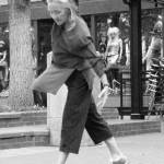 """Mary Wohl Haan Dancing #1"" by davidflurkey"