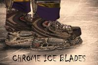 Chrome Ice Blades