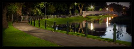 Stafford Bridge Pano