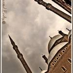 """Mohamed Ali Mosque"" by Mohamed-Fadly"