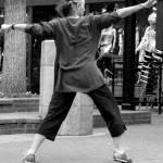 """Mary Wohl Haan Dancing #4"" by davidflurkey"