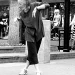 """Mary Wohl Haan Dancing #5"" by davidflurkey"