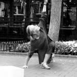 """Mary Wohl Haan Dancing #8"" by davidflurkey"