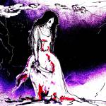 """Sadness Overcame Her"" by debrahzart"