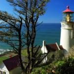 """Heceta Head Lighthouse"" by jameseddy"