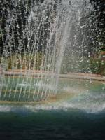 Fountain closeup