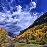 """Vail Golf Course In Autumn"" by JannArtPhotography"