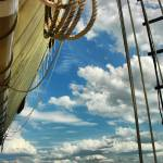 """Under sail"" by traversecity"