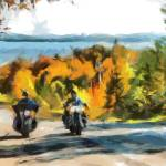 """Motorcycle color tour"" by traversecity"