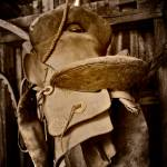 """""""Old Dusty Saddle"""" by JannArtPhotography"""