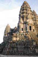 At Angkor Wat