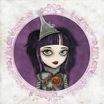 """""""Tin Girl"""" by sandygrafik_arts"""