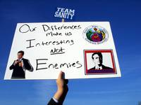 Our Differences Make Us Interesting NOT Enemies