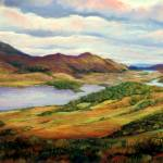 """Lakes of Killarney"" by deborahokeeffe"