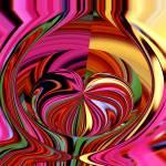 """""""Cosmic Cytokinesis 25"""" by DBGCreations"""