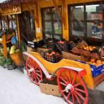 """Bulgarian Fruit Market"" by JannArtPhotography"