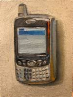 Original oil painting: Treo