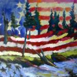 """American Landscape"" by blaney"