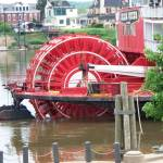 """Delta Queen Paddle Wheel"" by bill26003"