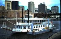 Riverboat on Mississippi