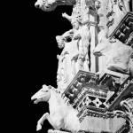 """""""Siena Gargoyles b/w"""" by JannArtPhotography"""