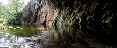 rydal cave photomerge