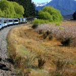 """alpine train new zealand"" by atishoo"