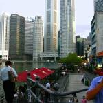 """bustling boat quay singapore"" by atishoo"