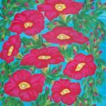 """""""Petunias"""" by elajanus"""