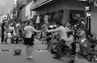 Dancing in the Streets of New Orleans