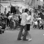 """Slow Dancing New Orleans Couple"" by ShutterbugCentral"