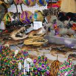 """Beads, alligators, and masks New Orleans"" by ShutterbugCentral"
