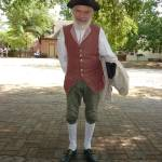 """Elder colonial gentleman in Williamsburg, Virignia"" by ShutterbugCentral"