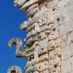 """Mayan sculpture on a mayan temple"" by ShutterbugCentral"