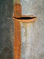 Rusty Abstract 31