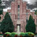 """""""Court House, Boulder Colorado"""" by tinkerhess"""