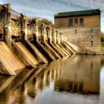 """Barton Dam"" by tinkerhess"