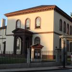 """Synagogue in Newport"" by EEN"