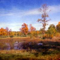 One Autumn Day Art Prints & Posters by Diane Sloan