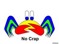 No Crap - it is Crab Mac Claw