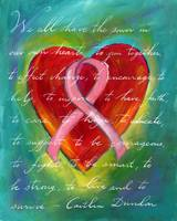 Pink Ribbon: We All Have the Power