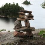 """Inukshuk"" by northernfoto"