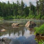 """""""Nipissing River Portage"""" by northernfoto"""