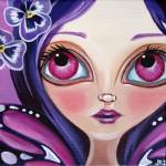 """""Pansy Fairy"""" by artbyjaz"